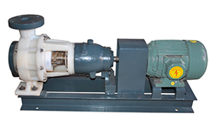 Polypropylene Horizontal Centrifugal Pump Manufacturer